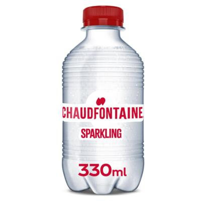 Chaudfontaine bruisend water 24 x 33 cl