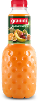 Granini cocktail multifruit 6 x 1 L