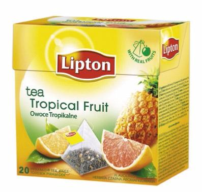 Lipton tropical thee 20 st