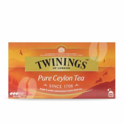 Twinings Pure Ceylon thee 25 st