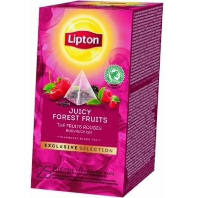 Lipton trendy piramids Forest Fruit 25st