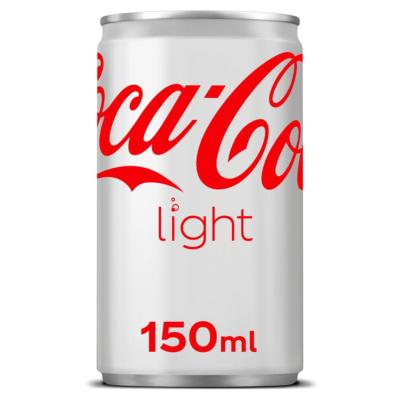 Coca-Cola Light in blik 24 x 15 cl