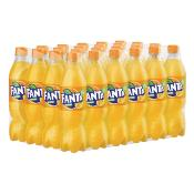 Fanta Orange in plastic fles 24 x 50 cl